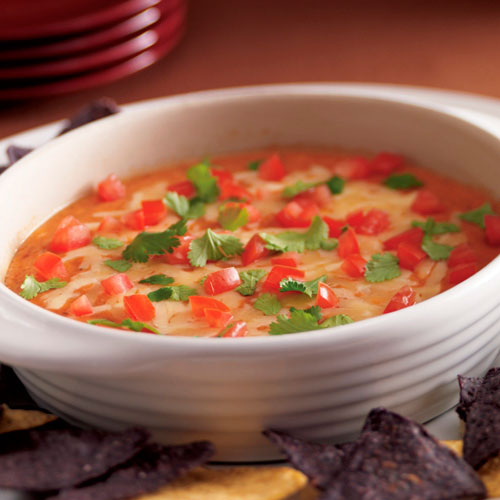 Warm Diabla Cheese Dip