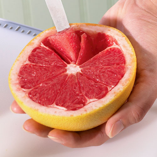 Sugar-Crusted Grapefruit