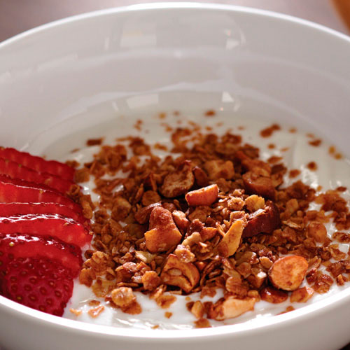 Honey Granola Crunch